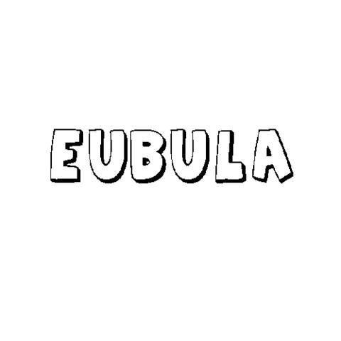 EUBULA