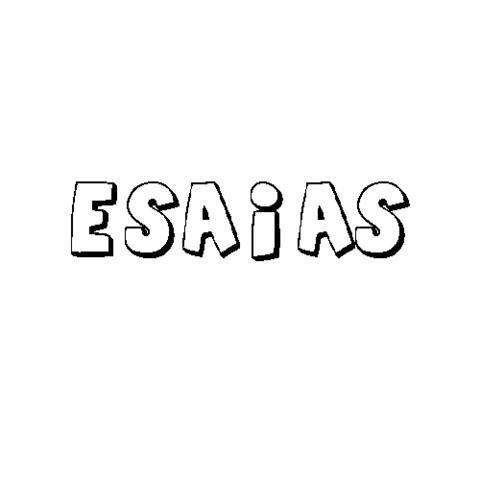 ESAÍAS