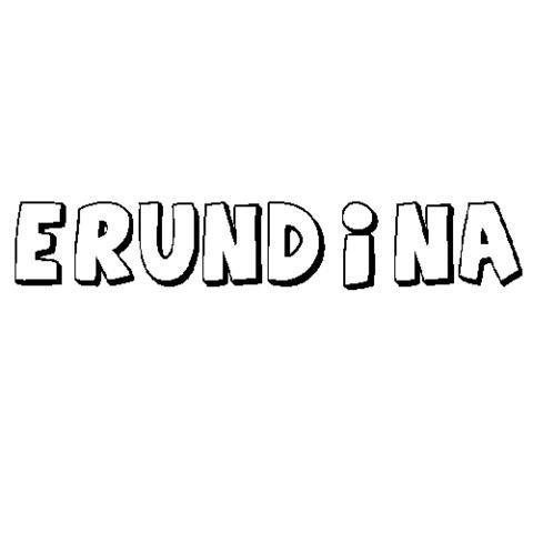 ERUNDINA