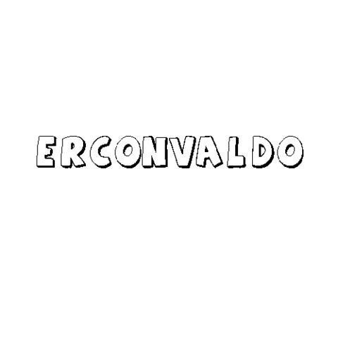 ERCONVALDO