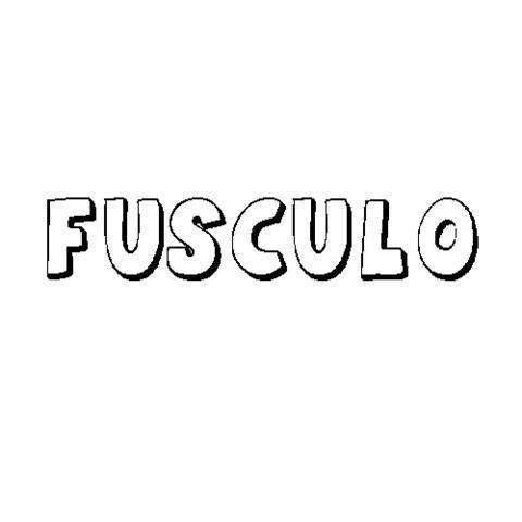 FÚSCULO