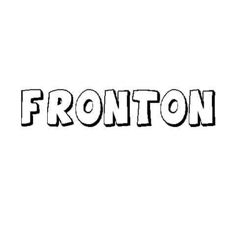 FRONTÓN