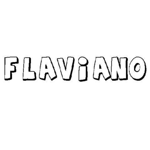 FLAVIANO