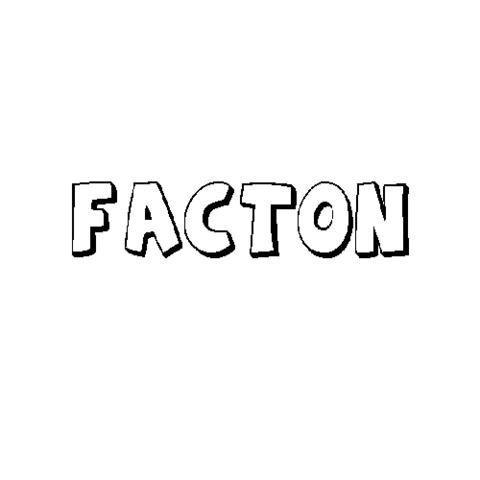 FACTÓN