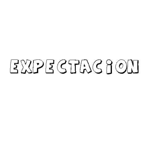 EXPECTACION
