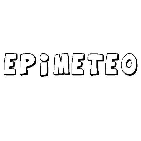 EPIMETEO