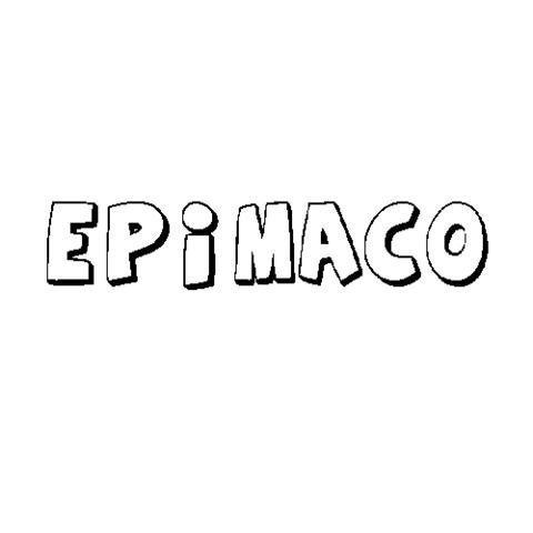 EPÍMACO