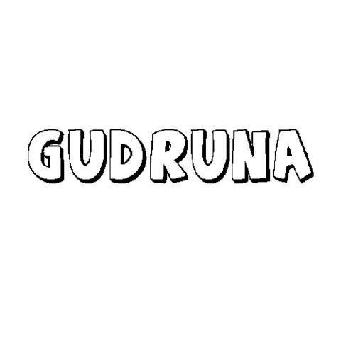 GUDRUNA