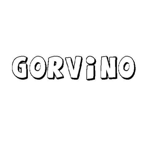GORVINO