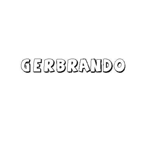 GERBRANDO