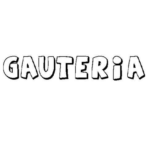 GAUTERIA