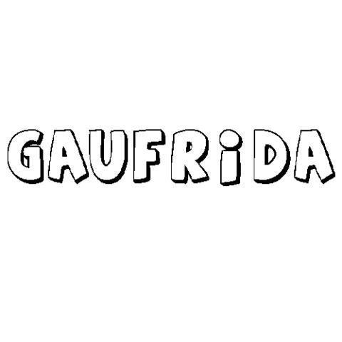 GAUFRIDA