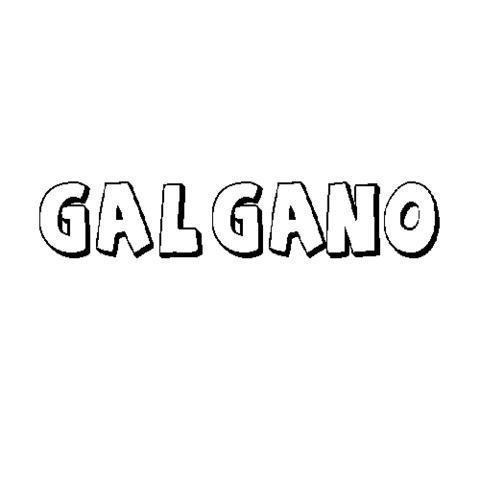 GALGANO
