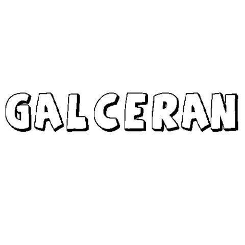 GALCERÁN