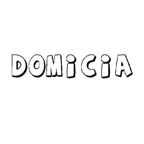 DOMICIA