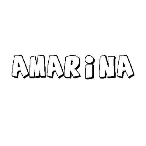 AMARINA