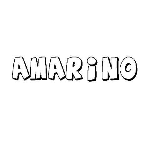 AMARINO