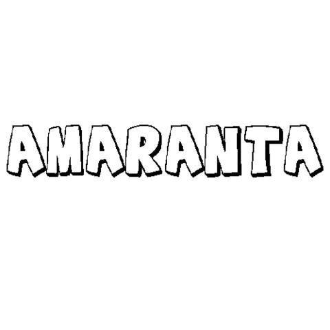 AMARANTA