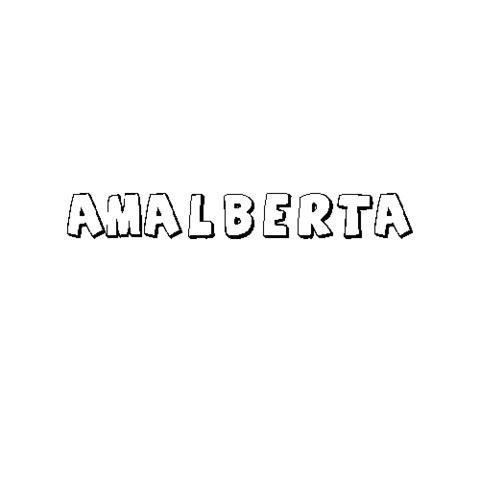AMALBERTA