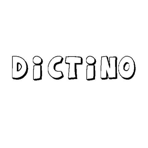 DICTINO