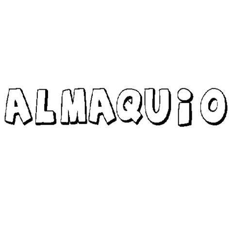 ALMAQUIO