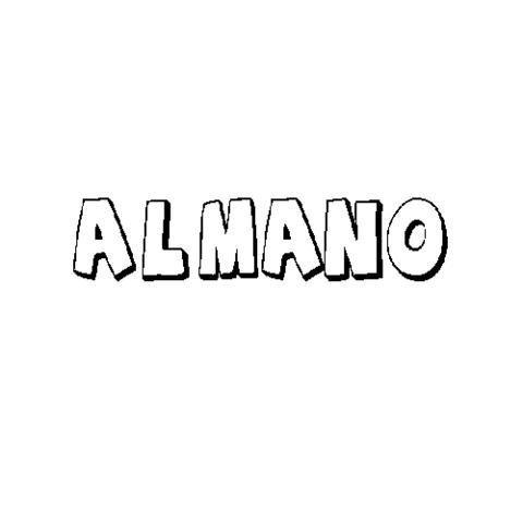 ALMANO