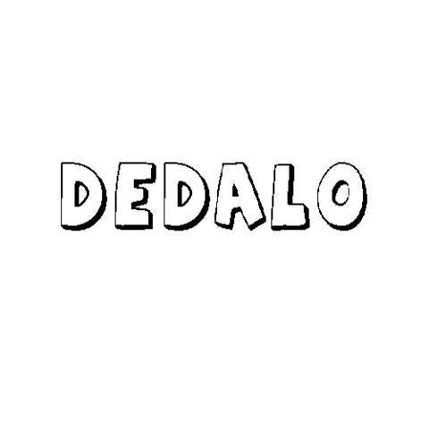 DÉDALO