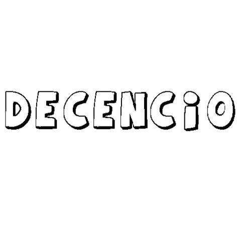 DECENCIO