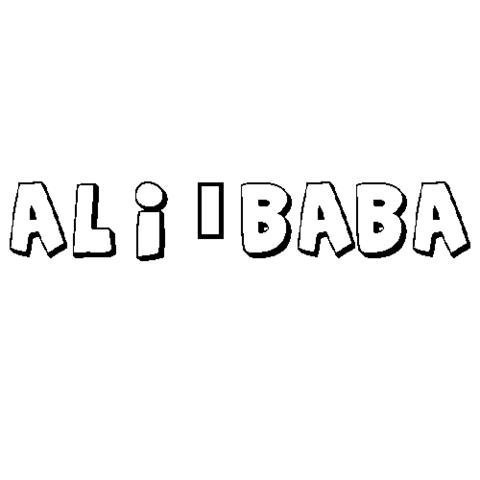 ALÍ BABA