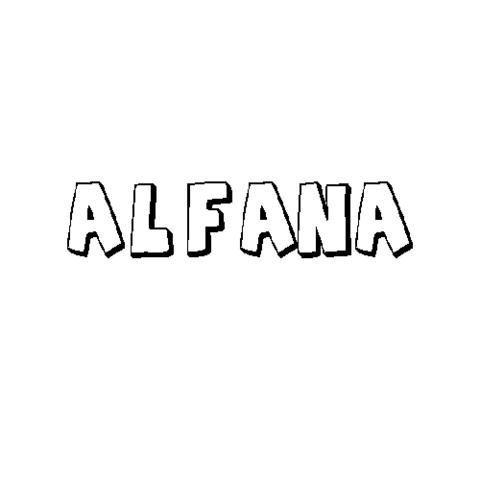 ALFANA