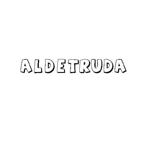 ALDETRUDA