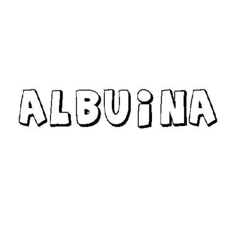ALBUINA