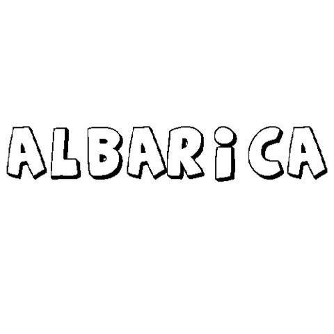 ALBARICA
