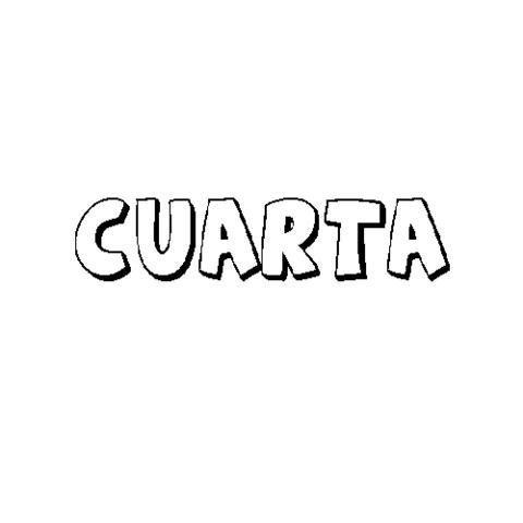 CUARTA