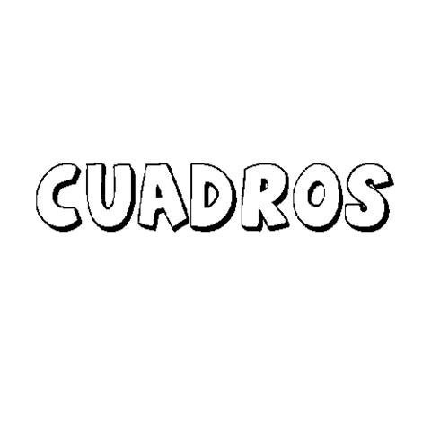 CUADROS