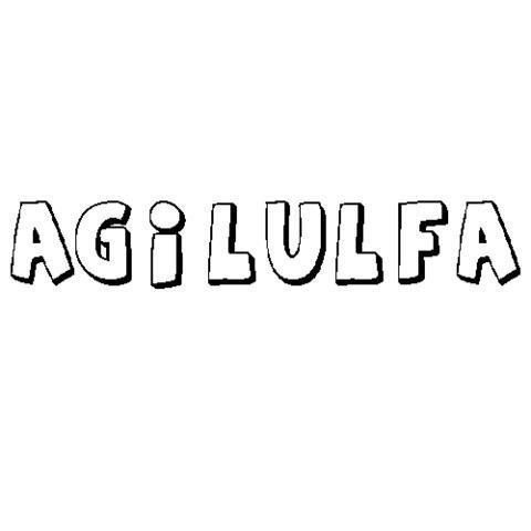 AGILULFA