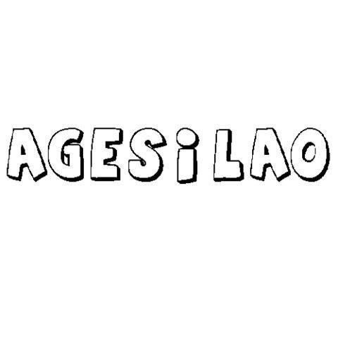 AGESILAO