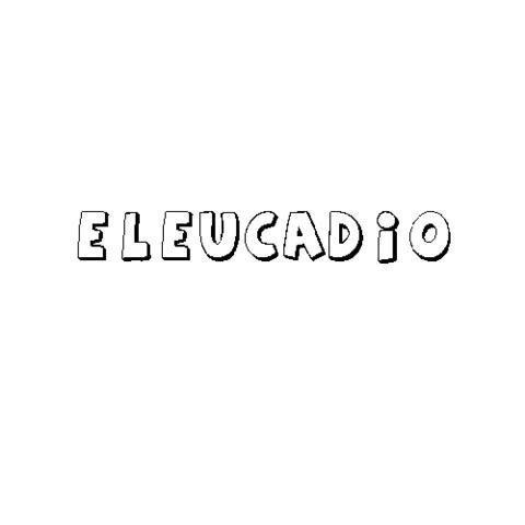 ELEUCADIO