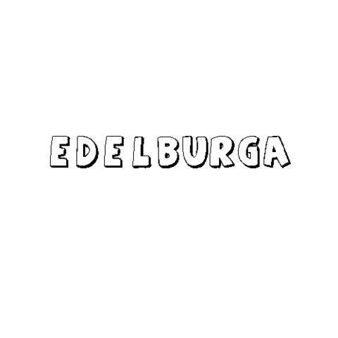 EDELBURGA