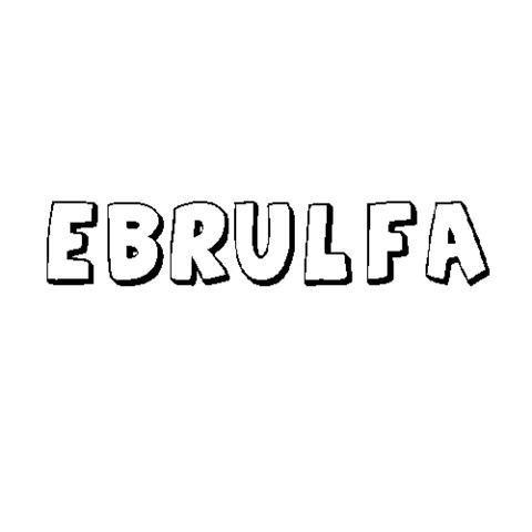 EBRULFA