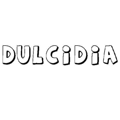 DULCIDIA