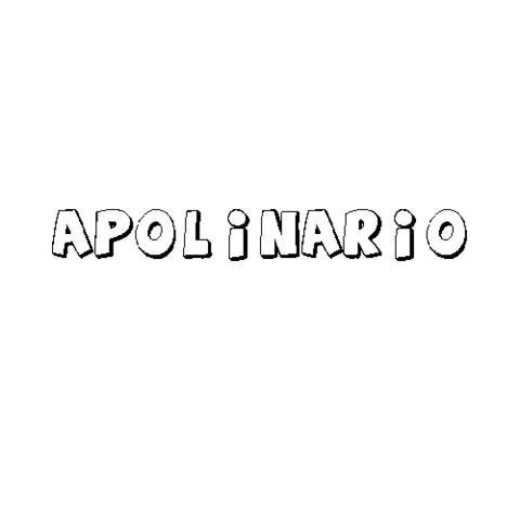 APOLINARIO