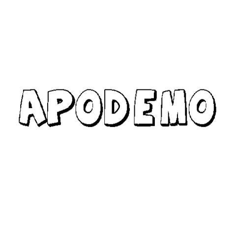 APODEMO