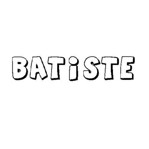 BATISTE
