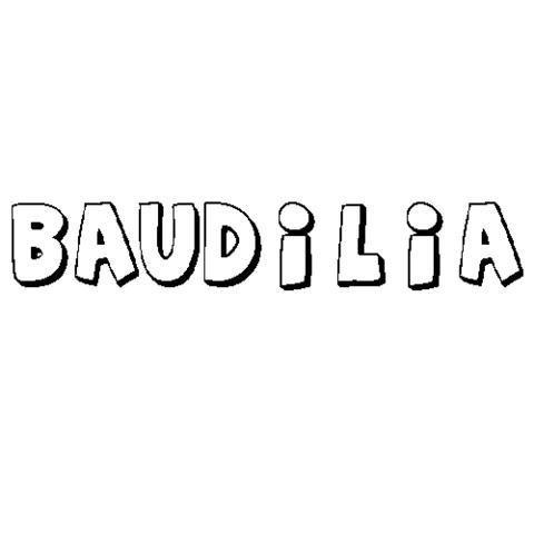 BAUDILIA