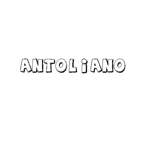 ANTOLIANO