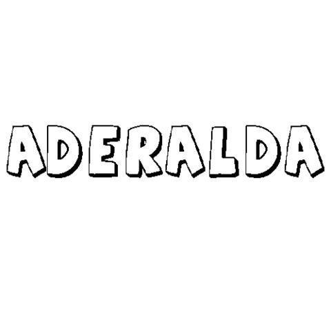 ADERALDA