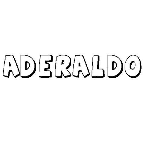 ADERALDO