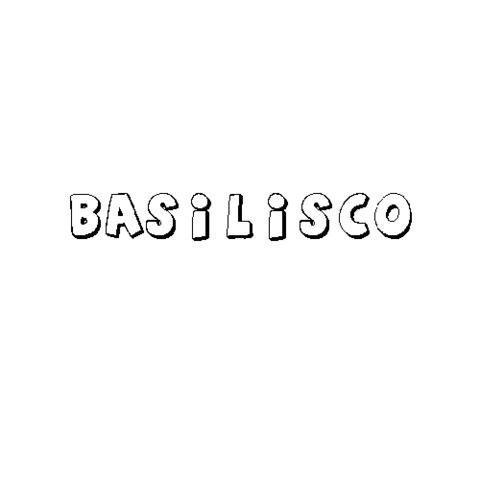 BASILISCO