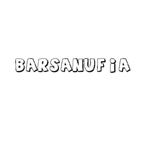 BARSANUFIA